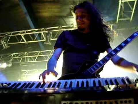 Firewind live Toulouse 13/11/08- Bob Katsionis Solo Keyboard