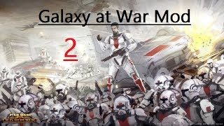 Men of War Assault Squad 2---Galaxy at War Mod (Old Republic VS Mandalorians)