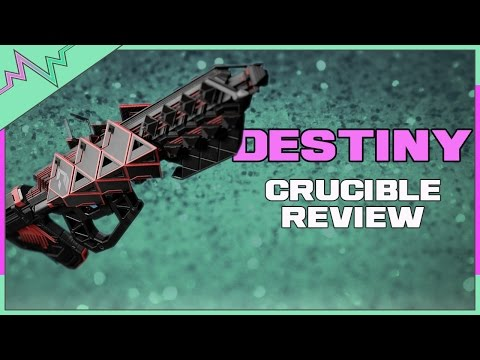 Destiny - Outbreak Prime | Crucible Review (Exotic Raid Pulse Rifle)