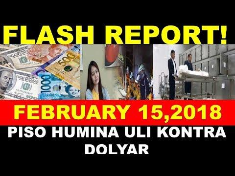 DZRH Network News - February 15, 2018