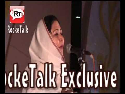 Jab Kah diya Tu Kah Diya Ghazal by Dr Naseem Nikhat Lucknow Mahotsav Mushaira