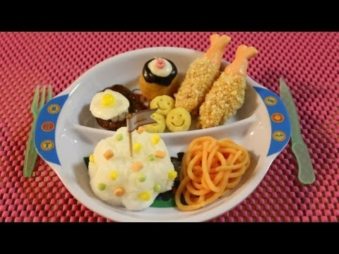 Kracie Popin'Cookin' Arrange Okosama Lunch Japanese Interesting DIY Candy