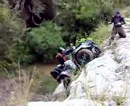 ATV Climb allmost