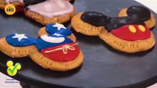 Homemade Mickey Mouse Pop Tarts  Disney Eats