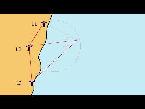 AusNav #11 Horizontal Sextant Angles - Tutorial