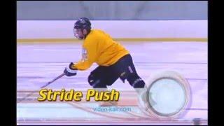 Видео как профессионально кататься на коньках. Урок 4. Повороты и развороты(, 2016-01-10T15:41:42.000Z)