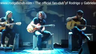 rodrigo y gabriela with alex skolnick atman medley live in avignon france