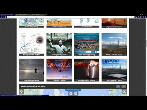 The State of Weather Modification 2014