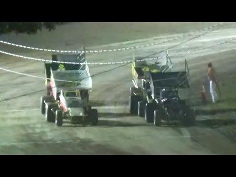 Patriot Sprint Tour Dash | Little Valley Speedway | 7-3-15