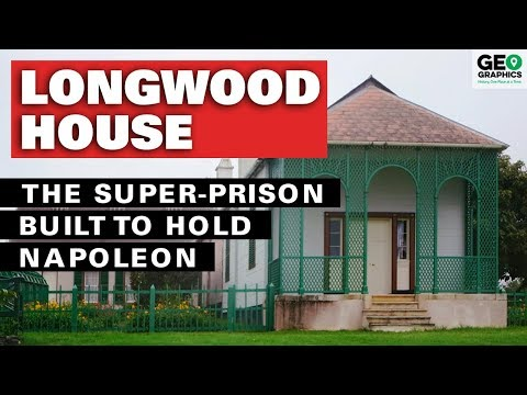 Longwood House: The Super Prison Built To Hold Napoleon