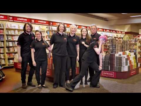 The well-read people of Dymocks (30 Second TVC)