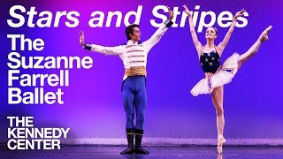 "Balanchine's ""Stars and Stripes"" - The Suzanne Farrell Ballet 