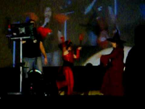 """Superfreak"" @ The Senator Theatre Costume Karaoke"