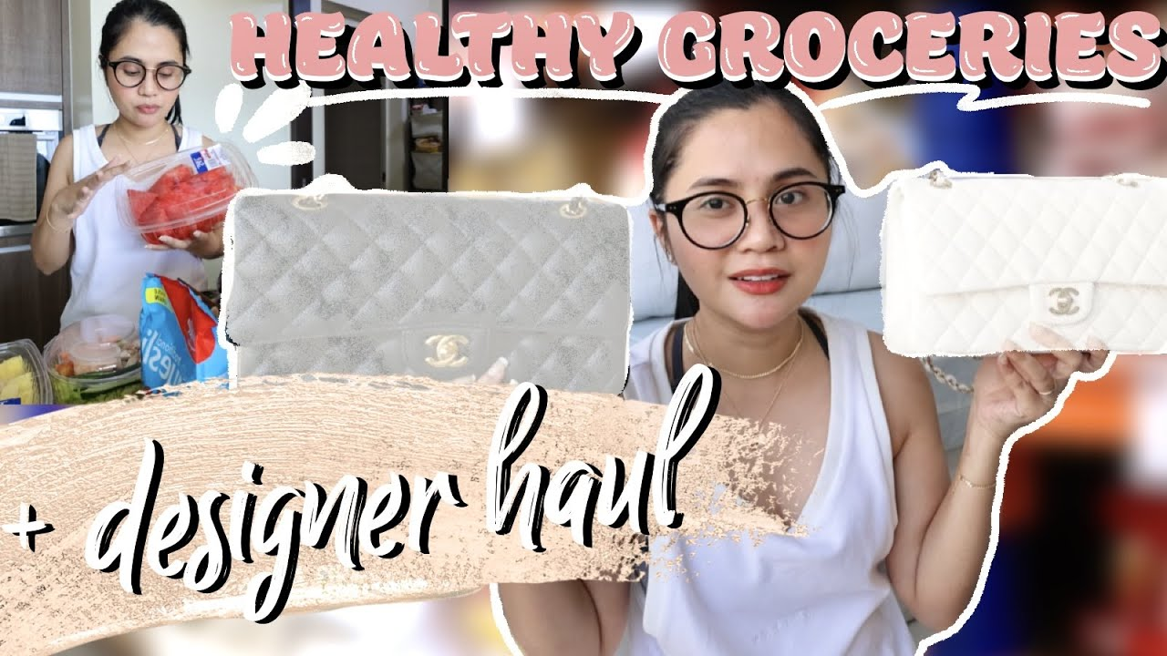 GROCERIES + DESIGNER HAUL VLOG! (February 23, 2021.) | Anna Cay ♥
