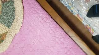 청소기를 이용한 겨울이불 진공 압축 포장