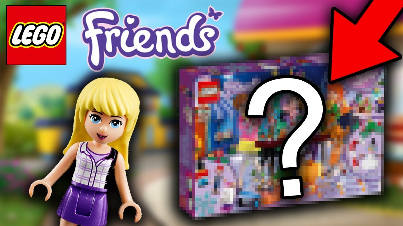 LEAKED Lego Friends Advent Calendar 2020!!?!?!!   YouTube