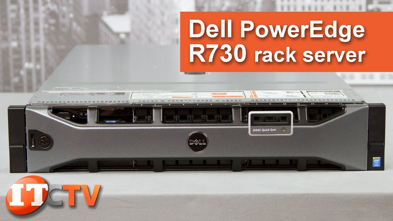 Dell PowerEdge R730 Review