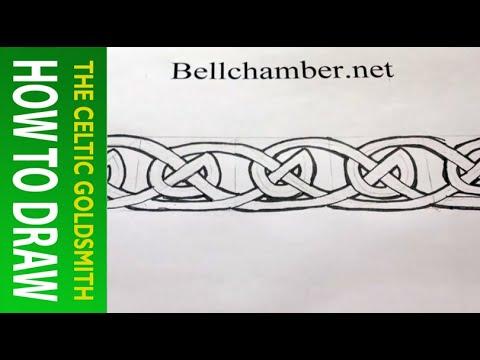 How To Draw Celtic Patterns 40 Viking Interlace Triskele Part 40 Beauteous Viking Patterns