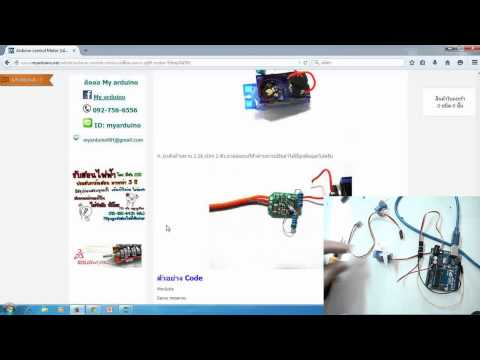 servo SG90 motor 360 degree with Arduino - YouTube