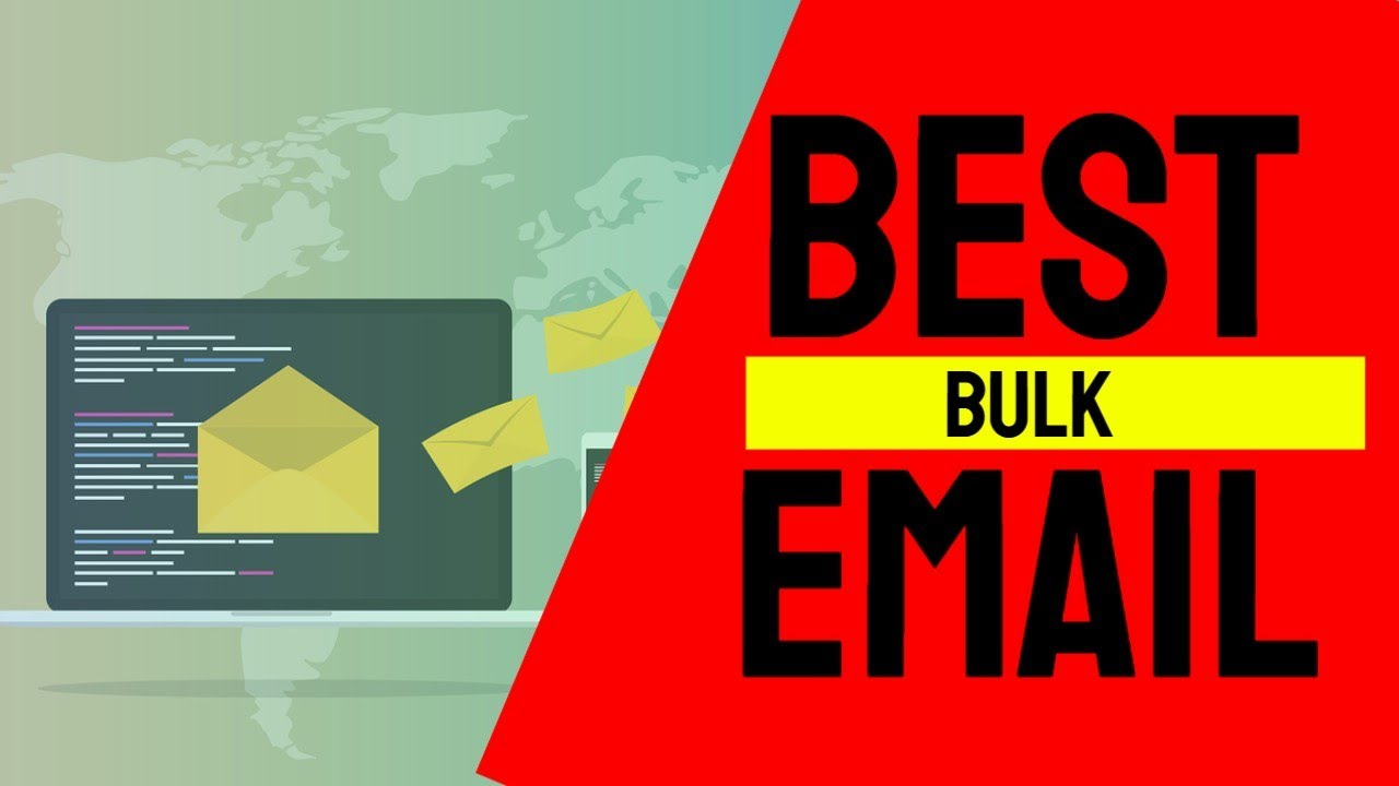 Best bulk email software - Free mass email service