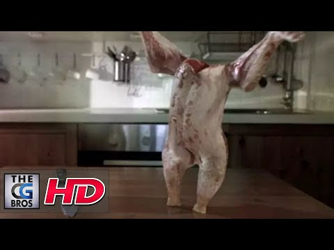 """CGI VFX Spot HD: """"Music Makes You Alive: Chicken Dance"""" - by Andor Zahonyi"""