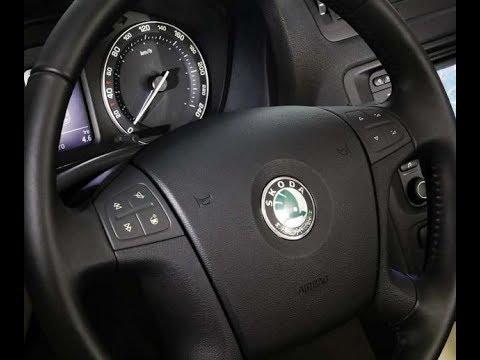 airbag lenkrad ausbauen beim skoda octavia 2 roomster. Black Bedroom Furniture Sets. Home Design Ideas