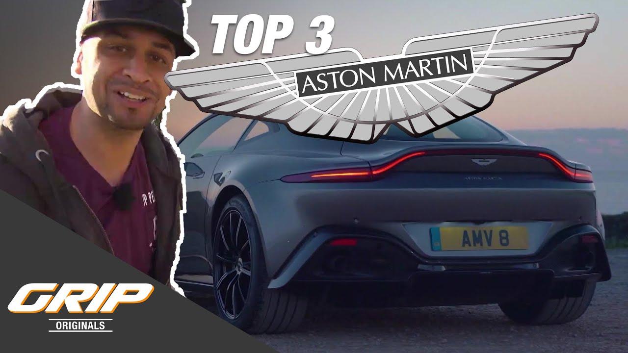 TOP 3 Aston Martin I GRIP Originals