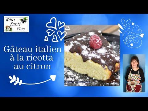 gâteau-italien-à-la-ricotta-au-citron-keto-/-cétogène-/-sans-gluten