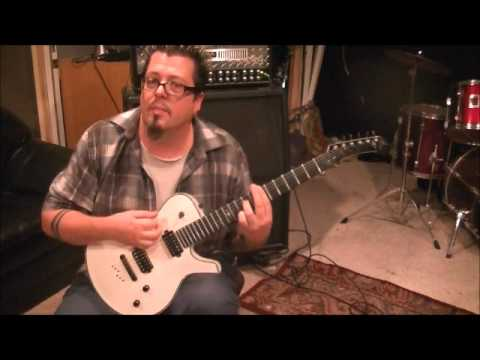 YOU WANT HEAVY?? DEFTONES - KNIFE PARTY - Guitar Lesson by Mike Gross - How to Play