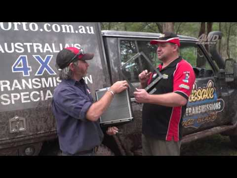 External Cooler Kits for Automatic Transmissions - YouTube