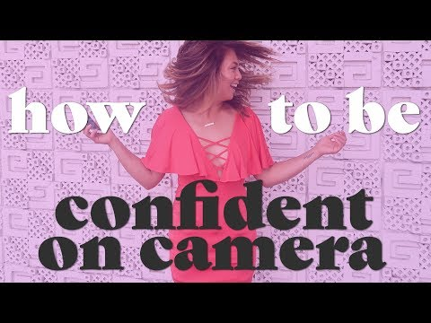 How to Be Confident On Camera For Coaches (Free Printable Worksheet)