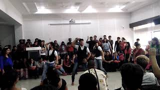 Retro Dance by law students of KLE