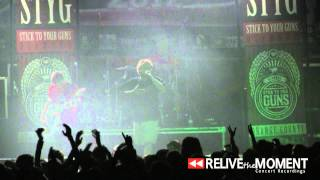 2012.08.13 Stick To Your Guns - Such Pain (Live in Chicago, IL)