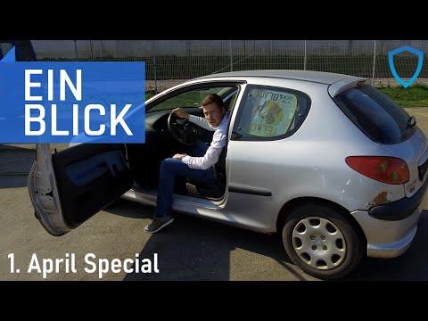 Peugeot 206 RC - Mit Vollgas In Den April! Der Etwas Andere EinBlick