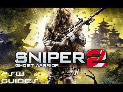Sniper Ghost Warrior 2: Siberian Strike - Getting Tail in Siberia Trophy/Achievement  