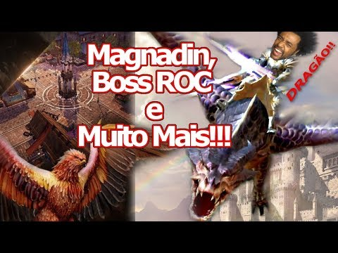 Lineage 2 Revolution: DRAGÃO!!! Atualização Nova Cidade Skins e MUITO MAIS - Omega Play
