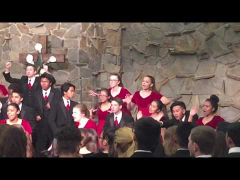 Desert Oasis High School Chamber Choir