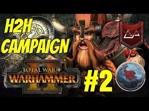 Karak Kadrin vs Wintertooth | Ungrim Ironfist Head to Head Campaign (FINAL)- Total War: Warhammer 2