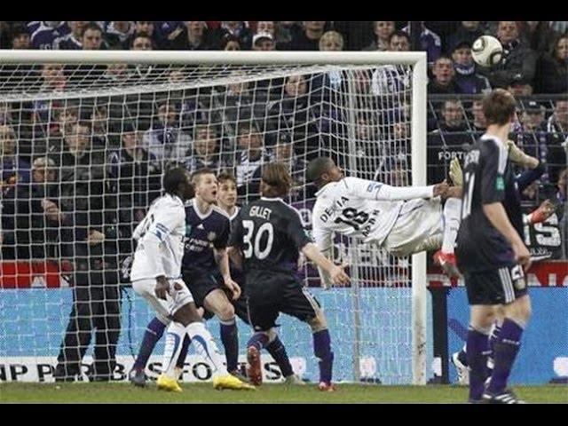 2009-2010 - RSC Anderlecht - Club Brugge - GOAL Ryan Donk