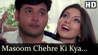 Masoom Chehre Ki Kya Baat - Ansh Songs - Alka Yagnik, Sonu Nigam