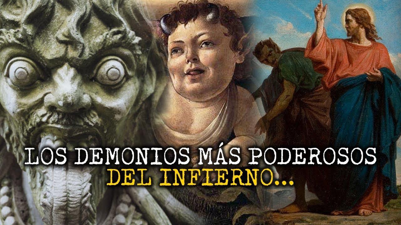 Download LOS DEMONIOS MÁS PODEROSOS * Nombres y Jerarquías