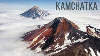 Landscapes of Kamchatka