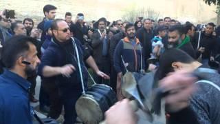 Возвращение тел иранцев, павших в ирано-иракской войне