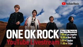 ONE OK ROCK YouTube Livestream