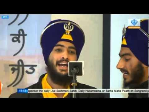 Bhai Mehal Singh Kavishri Jatha - Putt Char Taram Ton