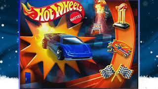 Nostalgia Mall Christmas 2018: Hot Wheels Stunt Track Driver