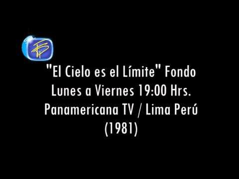 """PANTEL: Soundtrack de programa """"El Cielo es el Límite"""" (1981) Panamericana Televisión"""
