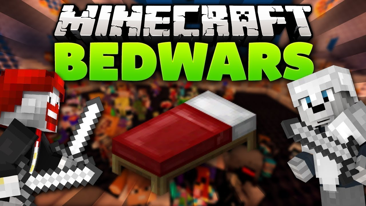 Скачать сервер майнкрафт bed wars