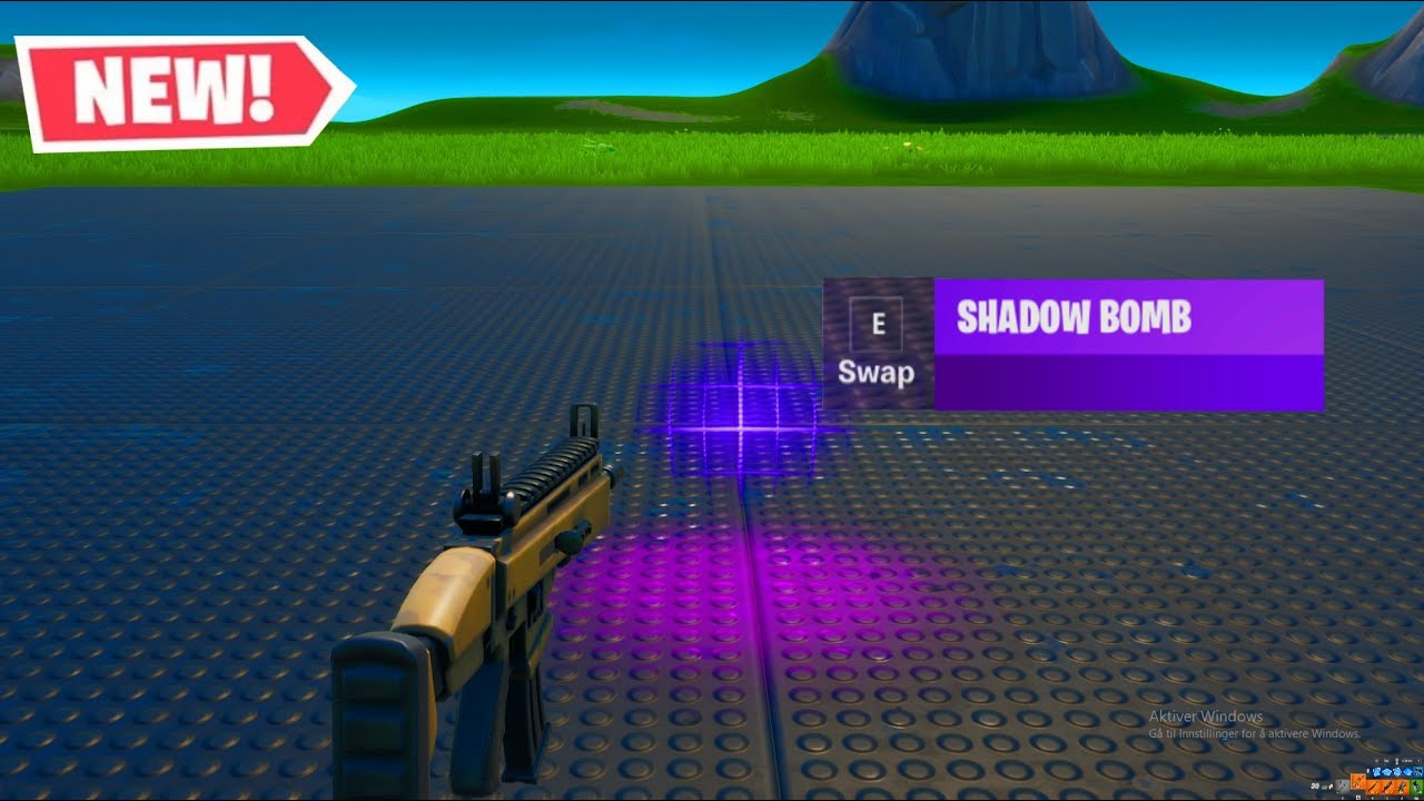 Download How to GET the NEW INVISIBLE Shadow Bomb in Fortnite! (Chaper 2 Season 3 Glitch)