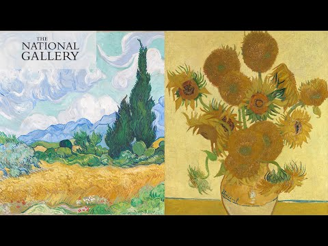 Vincent van Gogh: The colour and vitality of his works | National Gallery